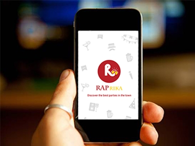 Raprika - Your Party Hub
